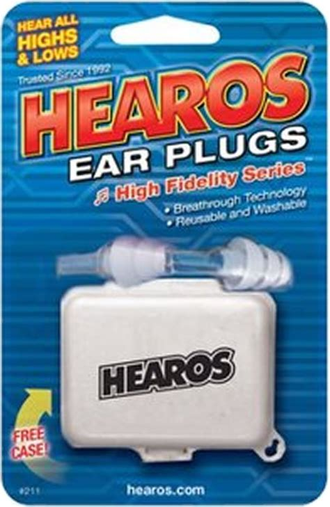 firsts in high fidelity the products and history of h j leak co ltd books hearos high fidelity ear plugs no 211 altomusic