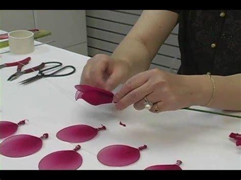tutorial video making how to make nylon flowers tutorial video blisswonders com