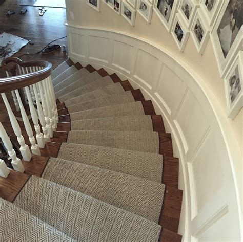 Where To Use Carpet Runners - stair runners and the one fiber you should never use