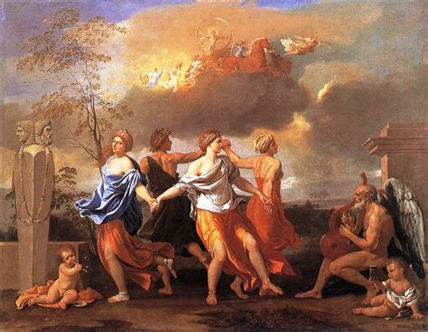dance to the music dance to the music of time nicolas poussin wikiart org encyclopedia of visual arts