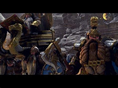Slayer War 2 total war warhammer of the slayer king dwarves vs