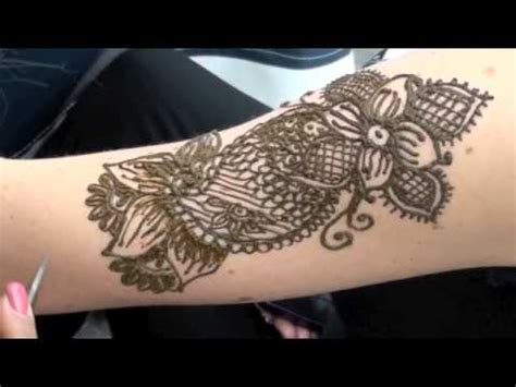 henna tattoo upper arm how to arm henna
