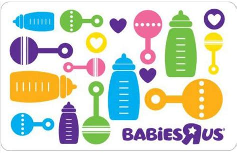 Does Toys R Us Sell Babies R Us Gift Cards - 100 babiesrus egift card only 85 187 freebies for a cause