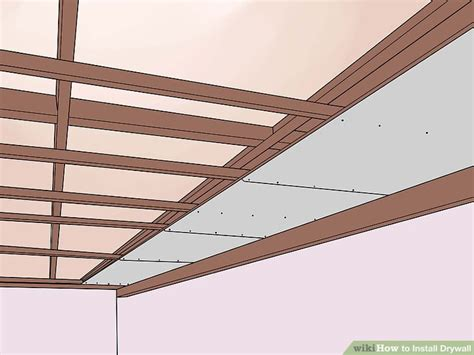 Strapping Ceiling For Drywall by Drywall Strapping Ceiling Joists Integralbook