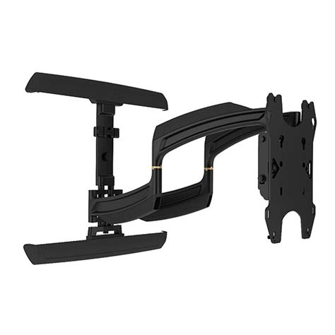 swing arm mount chief thinstall 25 inch extending swing arm wall mount for