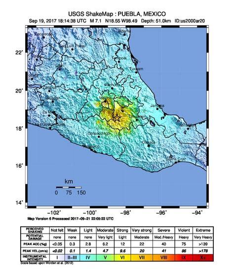 earthquake november 2017 2017 central mexico earthquake wikipedia