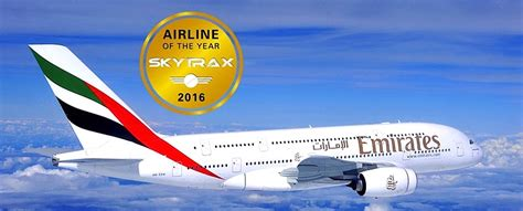 emirates skytrax emirates voted world s best airline by air travellers in