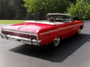 64 chevy impala sport convertible wheels