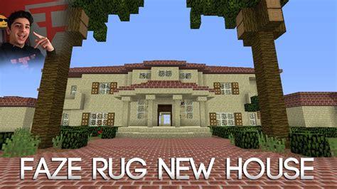 rug house faze rug s new house in minecraft v1