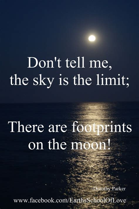 The Limit the sky is the limit quotes quotesgram