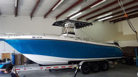 vinyl boat wrap colors century boat color change wrap 10 4wraps vehicle wraps