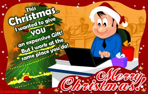 funny christmas card for collegues funny christmas ecard