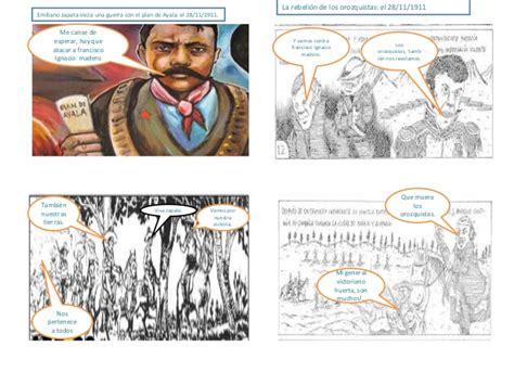 imagenes de la revolucion mexicana para niños faciles historieta de la revolucion mexicana