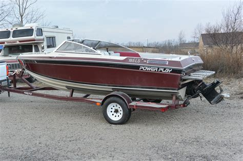 power play prices powerplay 185ls 1986 for sale for 1 boats from usa
