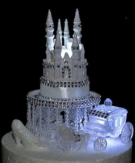 Castle Wedding Cake by 30 Best Images About Cinderella And Fairytale Wedding Cake