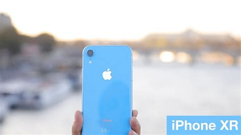 on a test 233 l iphone xr