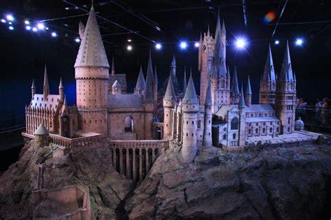 where was hogwarts filmed file hogwarts model studio tour jpg