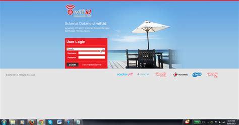 Wifi Id login page wifi id elmoony elmoony