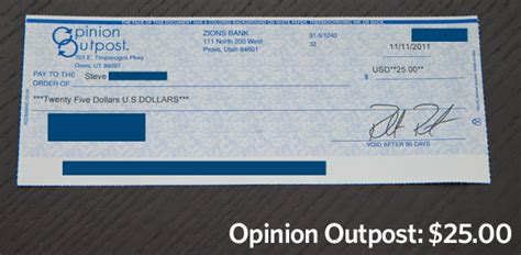 Opinions Paid - opinion outpost review best paid survey website on the web