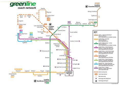 line map home www greenline co uk
