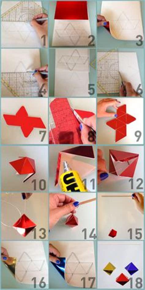 montessori mobile printable diy m 243 vil octaedros montessori diy montessori octahedron