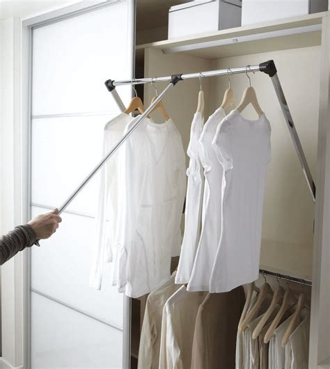 17 best ideas about wardrobe rail on clothes