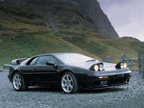 lotus esprit v8 technical details history photos on