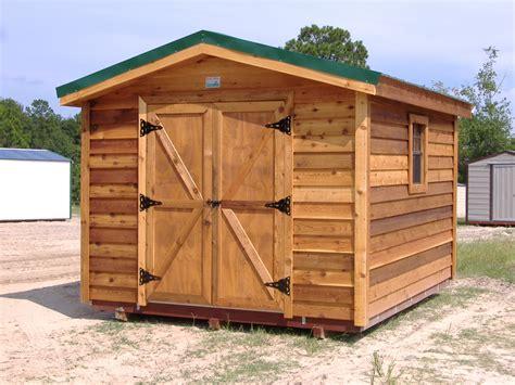 Shed Cedar cedar shed handi house manufacturing