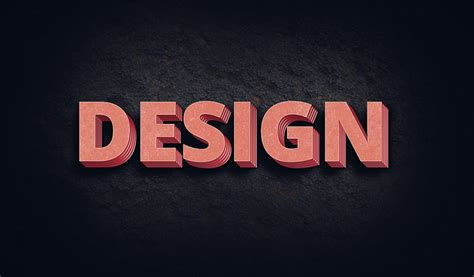 how to create a 3d text effect in adobe illustrator vectips free 3d text effect generator for photoshop 3d photoshop