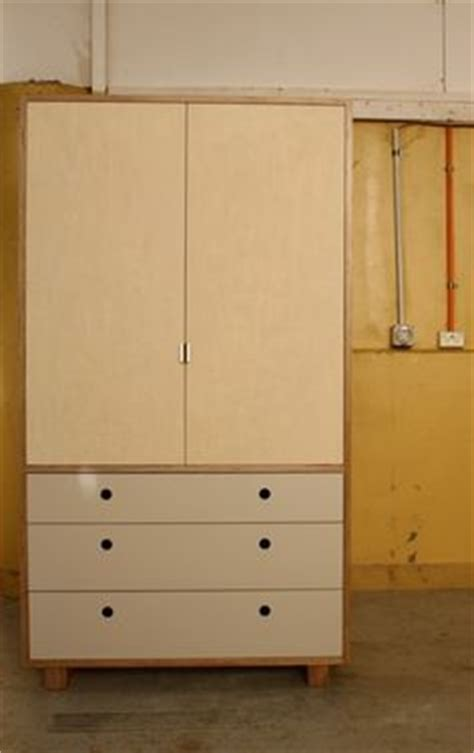 Plywood Wardrobe by Plywood Wardrobe With Lino Drawer Fronts Bedrooms Make
