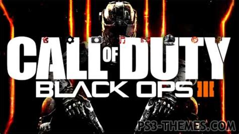 themes ps3 black ops 1 ps3 themes 187 call of duty bo3 theme