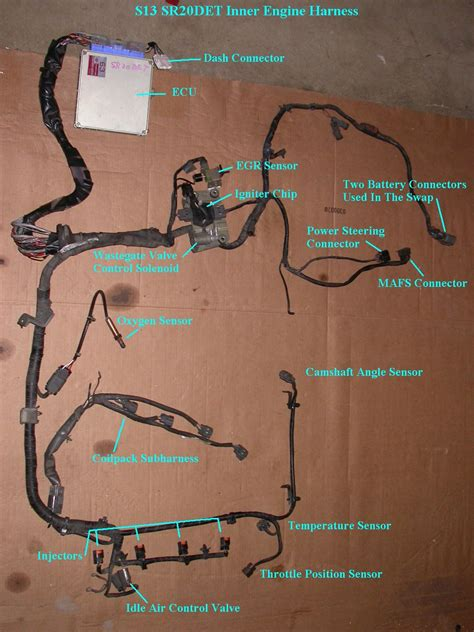 useful sr20det wiring guide sr20 wiring diagram