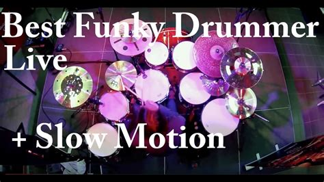 best funky drummer by damien now available on iyt damien best funky drummer live motion