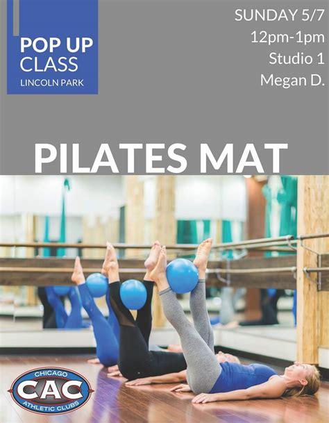 pilates matte test lpac pop up pilates mat