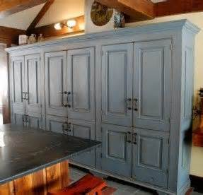 Free standing pantry cabinets kitchen pantry