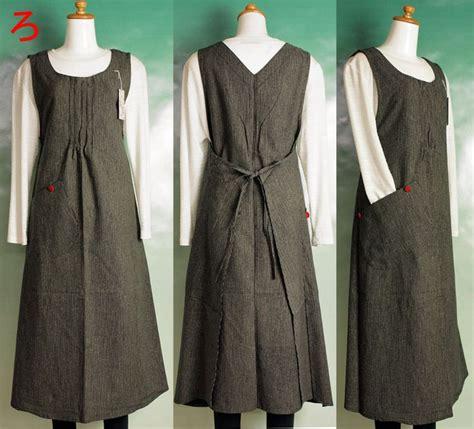 sewing pattern ladies pinafore dress best 25 japanese apron ideas on pinterest apron diy