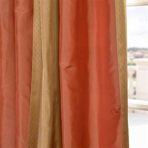 silk stripe drapes buy somerset silk stripe curtains drapes
