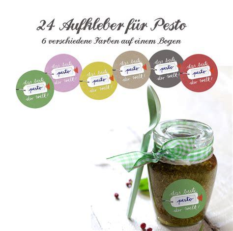 Etiketten Selbstgemacht by 24x Gemischte Etiketten F 252 R Selbstgemachtes Pesto In 4x6