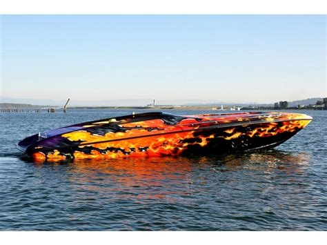 pictures of boat paint jobs lets see your black hull boats page 7 offshoreonly