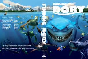 finding dory dvd cover label 2016 r0 custom