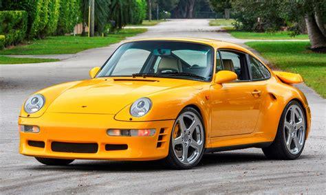 ruf porsche 911 1997 ruf porsche 911 turbo r yellowbird