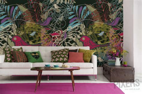 pixers wall murals print a wall mural of your own design using pixers pixers wallpaper inhabitat green