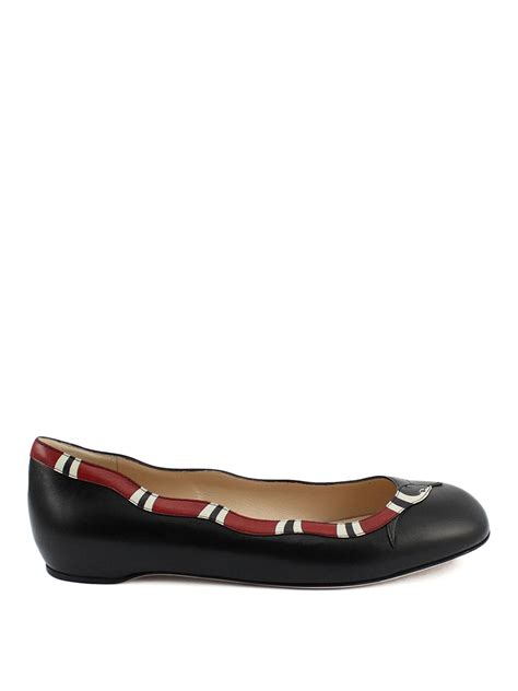 gucci flat shoes for kingsnake leather flat shoes by gucci flat shoes ikrix
