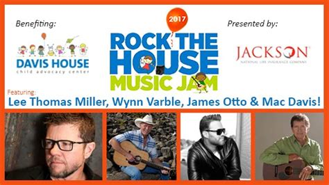 rock house music rock the house music jam lee thomas miller wynn varble james otto and mac davis