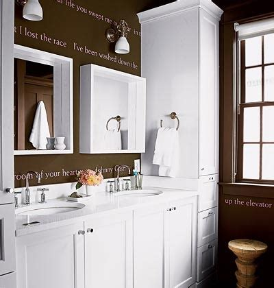 brown bathroom walls 97 best images about brown bathrooms on pinterest paint