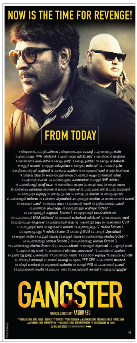 gangster film essay breaking movies gangster kerala release paper ad with