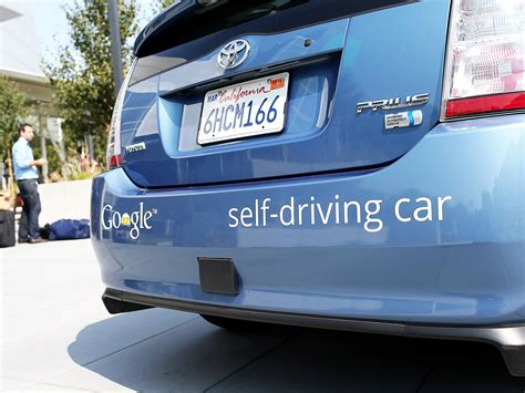 driverless cars   car insurance business insider