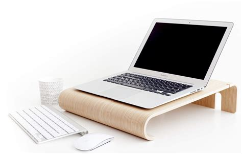 lap desk for keyboard and mouse class up your workspace with these elegant wooden lap