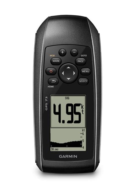 Gps For Mariners garmin introduces the gps 73 marine handheld garmin