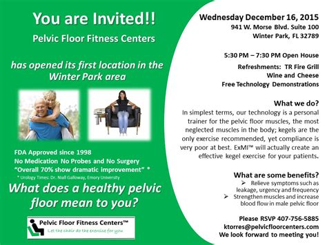 Pelvic Floor Center by News About Our Centers Pelvic Floor Centers Of America